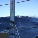 Big wave obscures Moorea