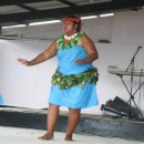 Gilbertese/Marshallese dancer