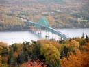 Seal Island Bridge, Cape Breton