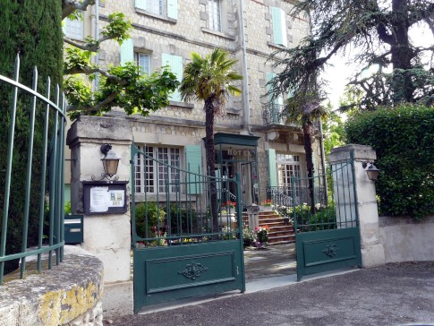 Our Hotel in St. Remy