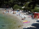 Beachfront at Hvar