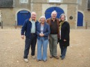 Kath & Craig with Pat & Keith Boothby, Peterborough, England  Nov 2011