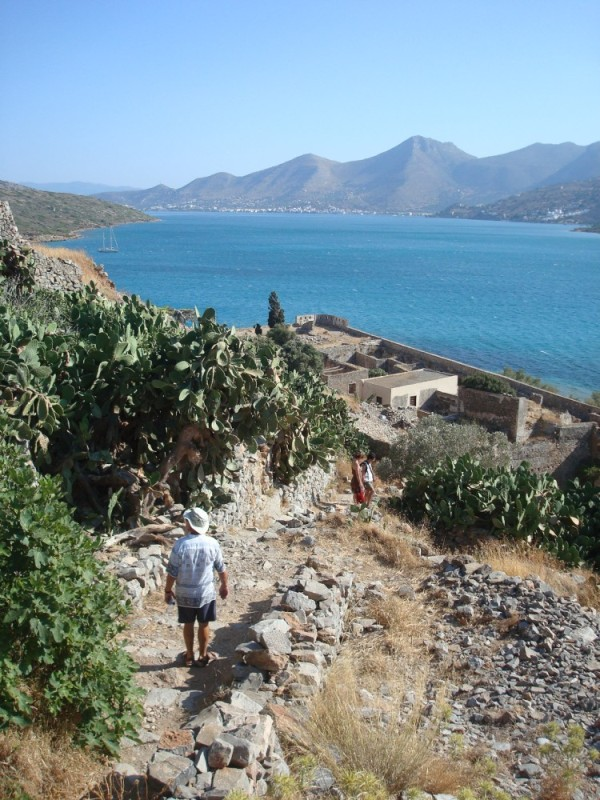 8534 View from Spinalonga