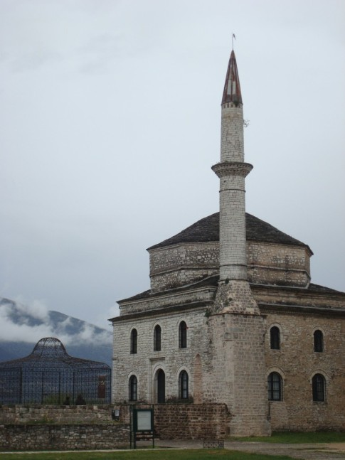 Mosque and tomb at Ali Pasha