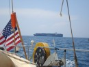 Neighbors at Sea - Ionian/Adriatic commercial traffic