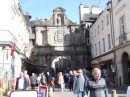 Entrance to old Vannes....
