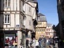 Vannes is an beautiful old city....