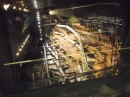 Mary Rose - 35 years being treated before she was open for public viewing. Drying hopefully will be completed by 2017.