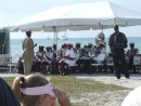 The Royal Bahamas Police Band.
