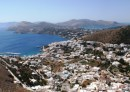 Dodecanese - Leros from the castle