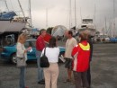 Boatyard discussions