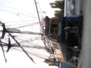 Hawaiian Chieftan in the ways. Sorry about the sideways