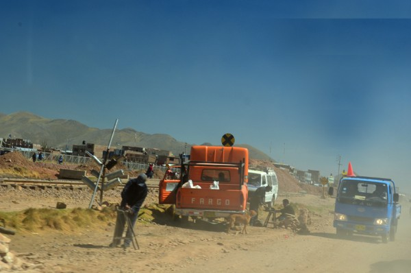 Great sights of daily life - Puno to Cusco