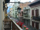 Beautiful colonial city of Cuenca, Ecuador.