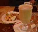 Cuenca, Ecuador - Chilly afternoon needs a warm cafe!
