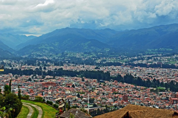 Overview of Colonial Cuenca