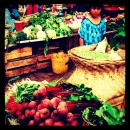 Veggy markets are blowing me away - i have never seen so much produce - ANYWHERE.