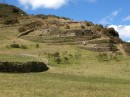 Small Inka Ruins outside Cuenca @ 10,000ft.