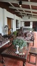 Front lobby of restored coffee plantation/B&B