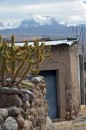adobe town near Colca Canyon