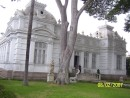 The oldest residence in Barranco, and museum of Religious artifacts...oohhhh