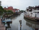 The Sungai Melaka has been the crossroad of civilization and floated boats since the late 1300