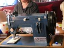 Our new sewing machine 160212