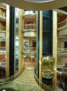 elevators on cruise ship