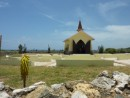 Alto Vista Chapel, maintained by locals on windward side of island