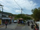 Main town of Bourg Des Saintes