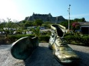 zapatos viejos