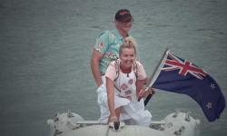 Ross and Polly: Nations coming ashore