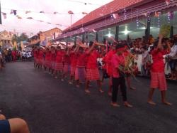 Welcome local dance