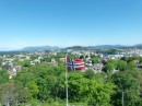 View over Kristiansund