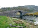 Bridge over the Atlantic. Seil Island