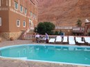 Our Riad hotel in the Atlas Mountains