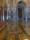 Inside of the worlds most expensive Mosque