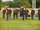 Precision rifle drill team