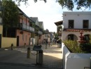 St. George street in the historic distric of St. Augustine