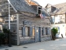 Oldest wooden schoolhouse in the US is in St. Augustine