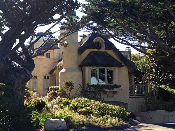 Carmel Fairytale House