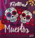 Dia de los Muertos, Festival of the Day of the Dead, occurs Nov. 2nd en Mexico each year.