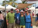 Great Holiday TREAT! Our Seattle dock neighbors Brent & Jill on s/v Cayuse finally sailed down to meet us this year! We