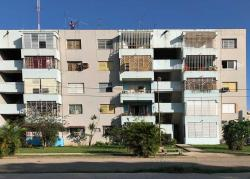 In the suburbs of Havana we passed many Eastern-European-style residential buildings from the Castro era.