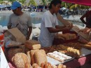 Our Sunday Market bread guy...