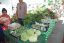 Freshest produce at the Sunday Market