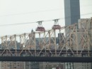 This bridge goes over Roosevelt Island. It doesn