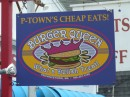 Provincetown had many interesting things to see, do, and eat.  We