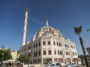 Attractive mosque in Main Street of Didim