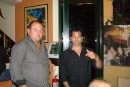 Image043: Night club owner  Miltos Bakolis (on the right) @ GnMs, simply the best